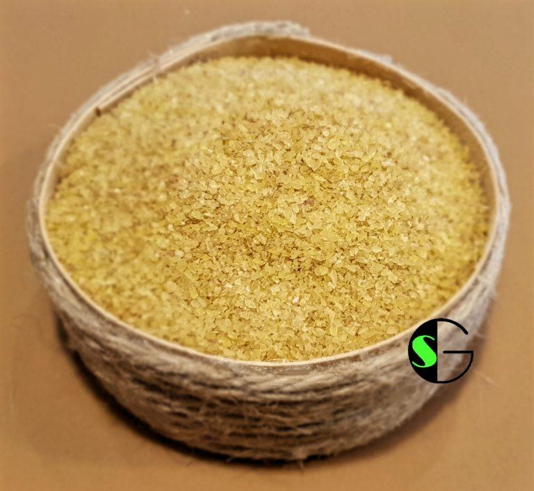 Bulgur ecológico a granel