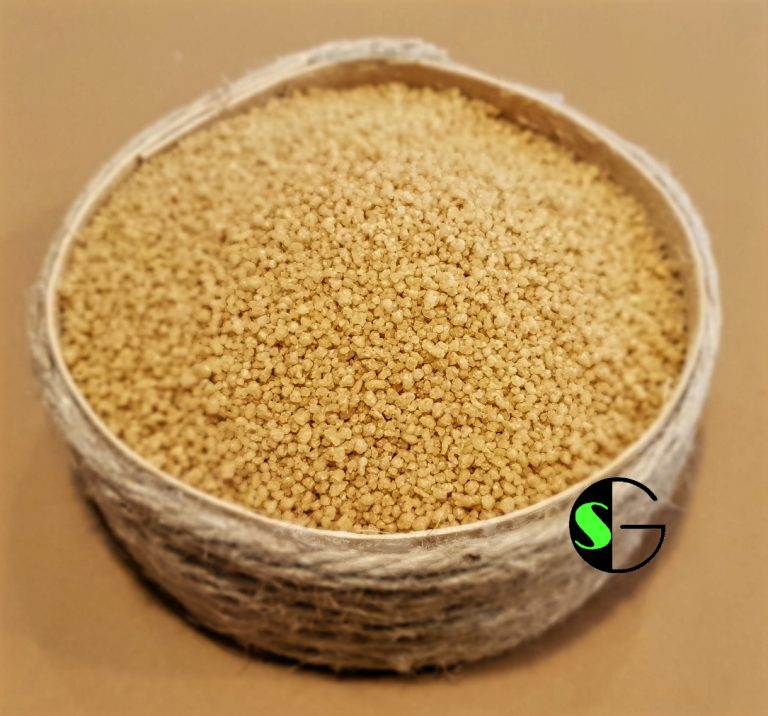 Cuscus integral a granel