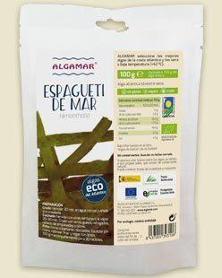 Espagueti de mar Algamar