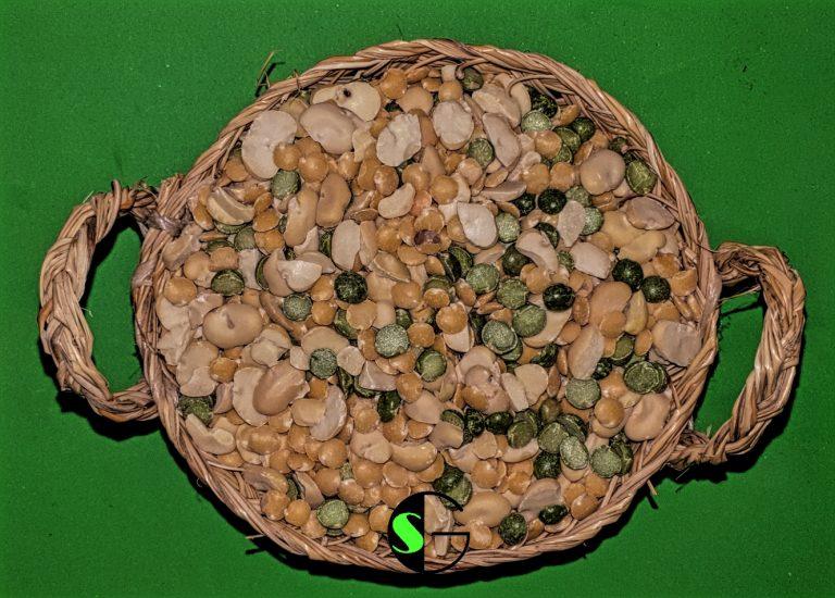 Legumbres a granel