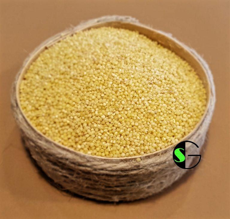 Mijo ecológico a granel