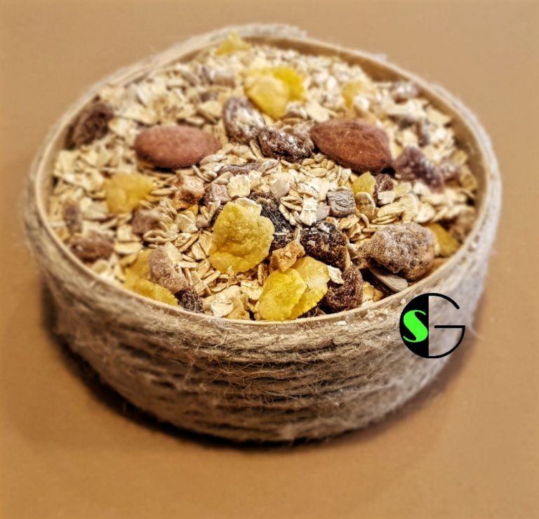 Comprar cereales ecológicos a granel