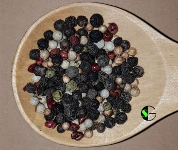 Pimienta 5 bayas a granel