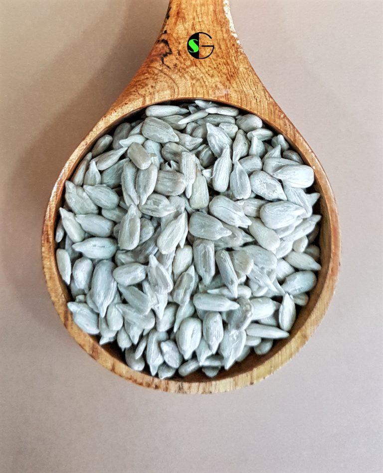 Pipas de girasol a granel