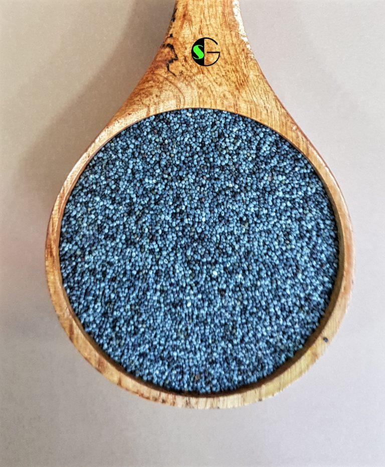 Semillas a granel amapola