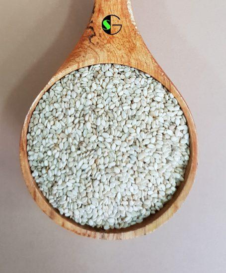 Semillas a granel sésamo integral
