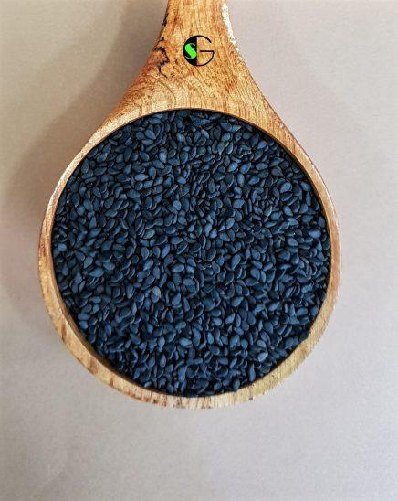 Sémillas a granel sésamo negro