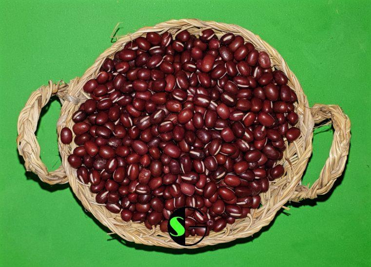 Soja roja a granel