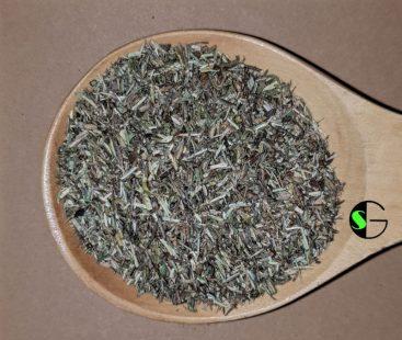 Especias a granel tomillo