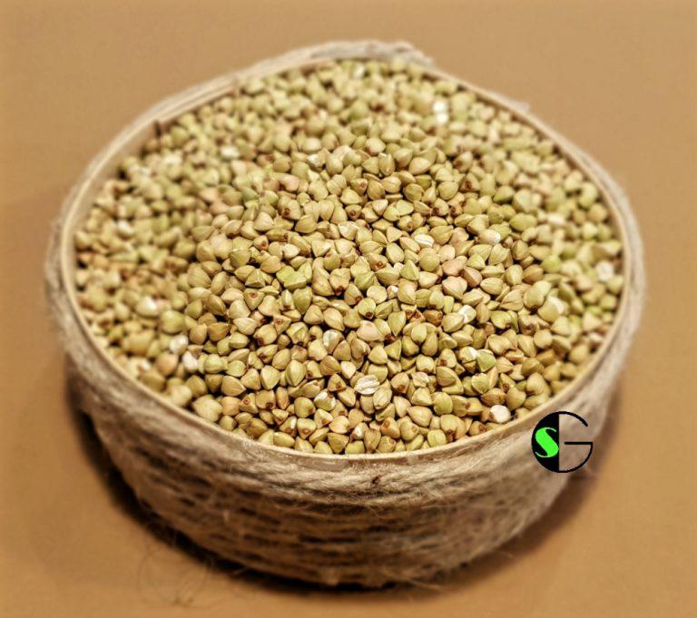 Trigo sarraceno en grano ecológico a granel