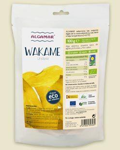 Wakame Algamar